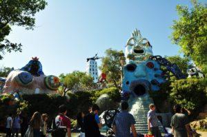 il giardino dei tarocchi2
