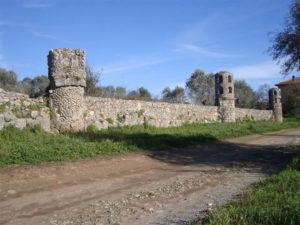 capalbio villa delle colonne 3