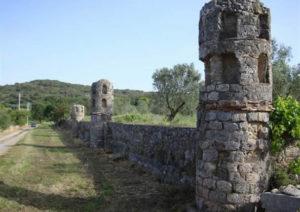 capalbio villa delle colonne 4
