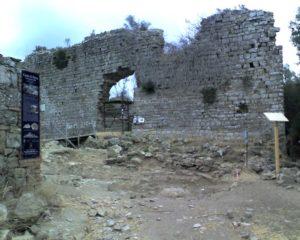 castel di pietra foto